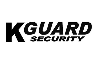 mark for KGUARD SECURITY, trademark #77171140