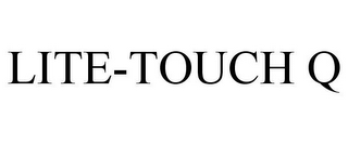 mark for LITE-TOUCH Q, trademark #77171659