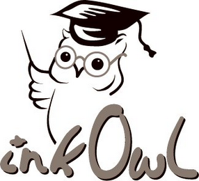 mark for INK OWL, trademark #77172853