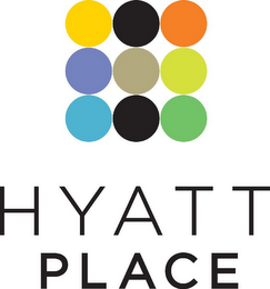 mark for HYATT PLACE, trademark #77172948
