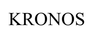 mark for KRONOS, trademark #77173391