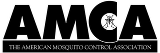 mark for AMCA THE AMERICAN MOSQUITO CONTROL ASSOCIATION, trademark #77173534