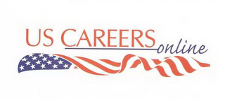 mark for US CAREERS ONLINE, trademark #77174535