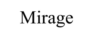 mark for MIRAGE, trademark #77176194