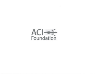 mark for ACI FOUNDATION, trademark #77176428
