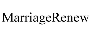 mark for MARRIAGERENEW, trademark #77177327