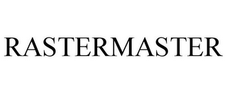 mark for RASTERMASTER, trademark #77178048