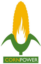 mark for CORNPOWER, trademark #77178318