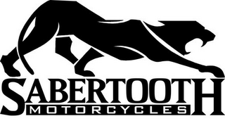 mark for SABERTOOTH MOTORCYCLES, trademark #77180906