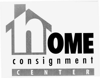 mark for HOME CONSIGNMENT CENTER, trademark #77181544
