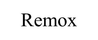 mark for REMOX, trademark #77181795
