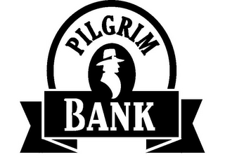 mark for PILGRIM BANK, trademark #77182351