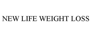 mark for NEW LIFE WEIGHT LOSS, trademark #77183429
