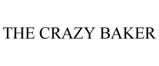 mark for THE CRAZY BAKER, trademark #77186827