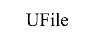 mark for UFILE, trademark #77186907