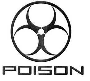 mark for POISON, trademark #77187375