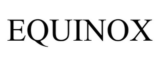 mark for EQUINOX, trademark #77187417