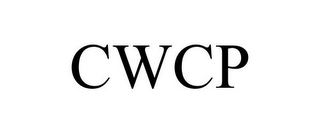 mark for CWCP, trademark #77187863