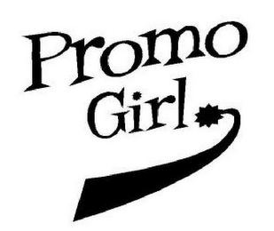 mark for PROMO GIRL, trademark #77188033