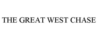 mark for THE GREAT WEST CHASE, trademark #77188367