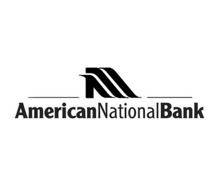 mark for AMERICAN NATIONAL BANK, trademark #77189917