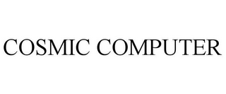 mark for COSMIC COMPUTER, trademark #77190687