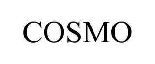 mark for COSMO, trademark #77195652