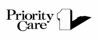 mark for PRIORITY CARE 1, trademark #77195904