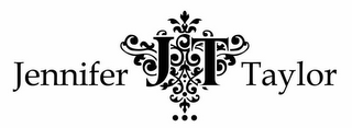 mark for JENNIFER TAYLOR J T, trademark #77196421
