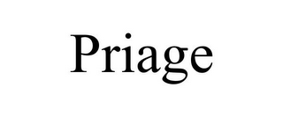 mark for PRIAGE, trademark #77196656