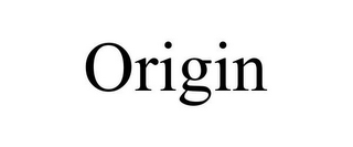 mark for ORIGIN, trademark #77197029