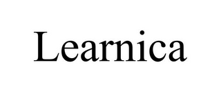 mark for LEARNICA, trademark #77197280