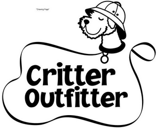mark for CRITTER OUTFITTER, trademark #77197413