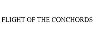 mark for FLIGHT OF THE CONCHORDS, trademark #77197630