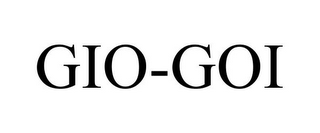 mark for GIO-GOI, trademark #77198104