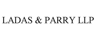mark for LADAS & PARRY LLP, trademark #77201220