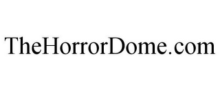 mark for THEHORRORDOME.COM, trademark #77202165