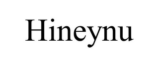 mark for HINEYNU, trademark #77202261