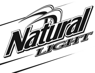 mark for NATURAL LIGHT, trademark #77202499