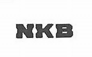 mark for NKB, trademark #77203476