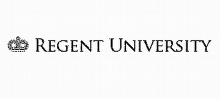 mark for REGENT UNIVERSITY, trademark #77204144