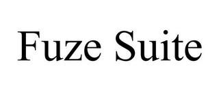 mark for FUZE SUITE, trademark #77205461