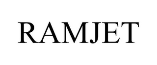 mark for RAMJET, trademark #77206356