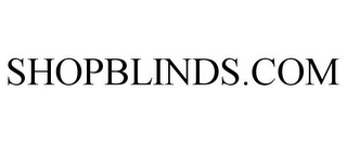 mark for SHOPBLINDS.COM, trademark #77206363