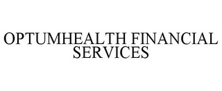 mark for OPTUMHEALTH FINANCIAL SERVICES, trademark #77207674