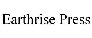 mark for EARTHRISE PRESS, trademark #77208046