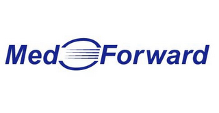 mark for MEDFORWARD, trademark #77208273