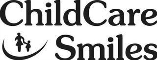 mark for CHILDCARE SMILES, trademark #77210527