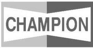 mark for CHAMPION, trademark #77211861
