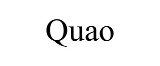 mark for QUAO, trademark #77211887